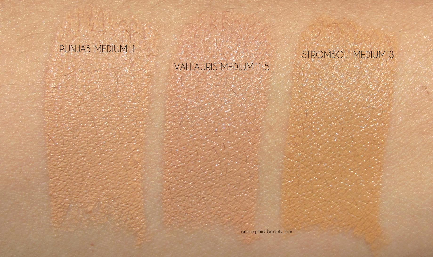 Stromboli Foundation Nars Matte