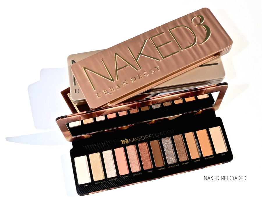 UD NAKED RELOADED PALETTE   IS IT THE SAME AS ABH SULTRY
