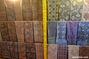 Batik Palembang