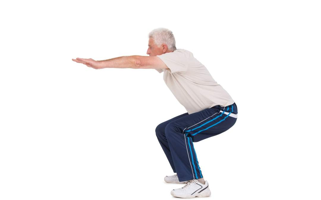 The Most Important Exercise To Master For Seniors