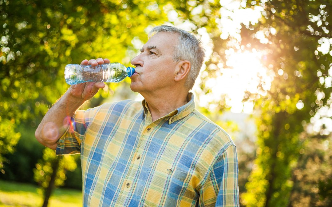 Why it is Critical For Seniors To Be Hydrated