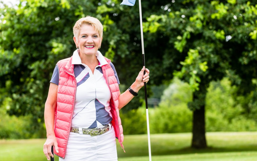 Seniors Who Love Golf: Key Osteoporosis Strategies
