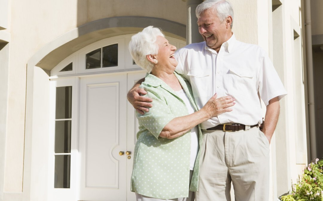 How Seniors Can Stay At Home Much Longer