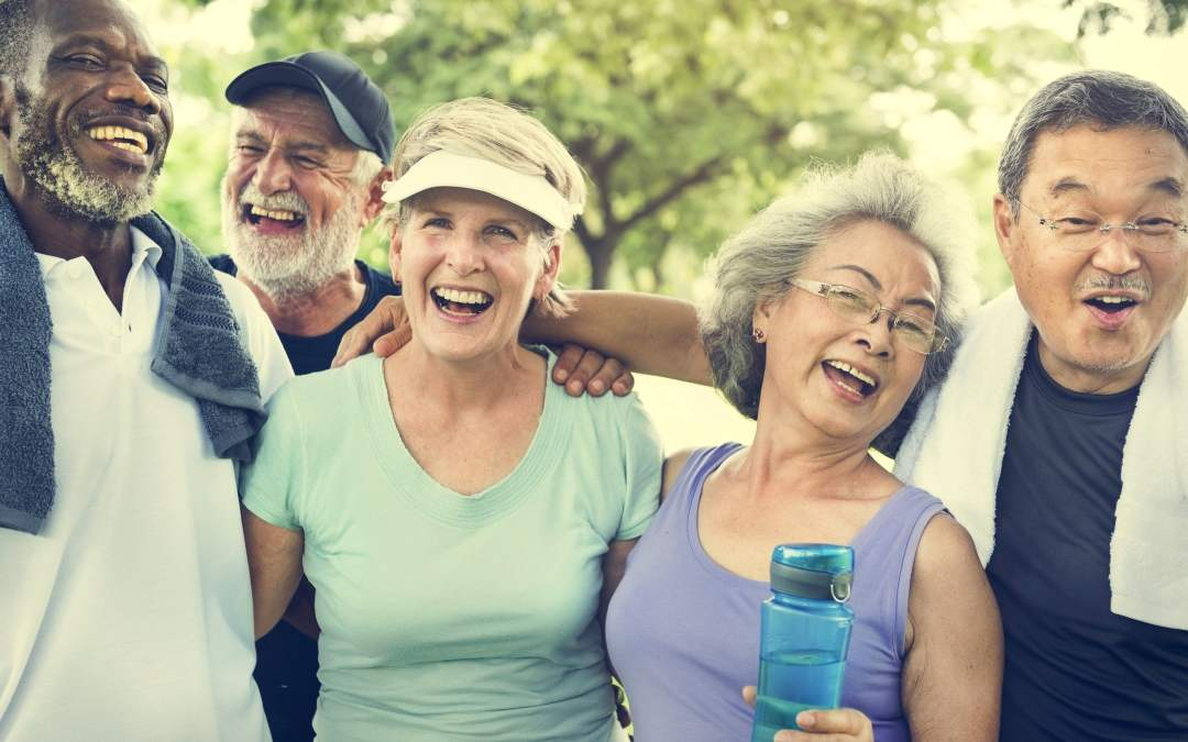 Healthy Living for Boomers and Beyond