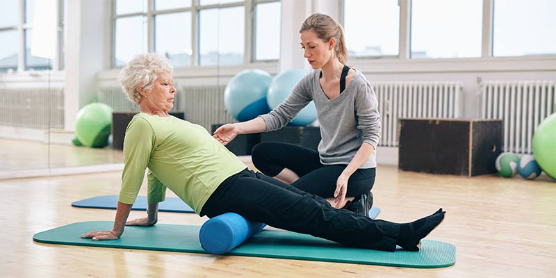 Why Everyone Including Seniors Should Have A Foam Roller