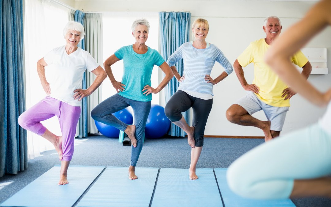5 Ways Seniors Can Improve Their Balance And Coordination