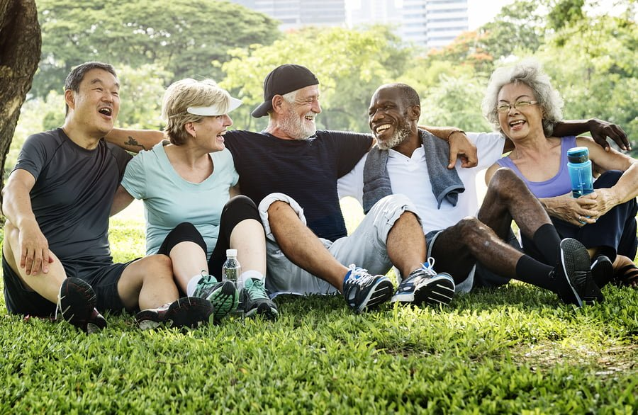 Why Senior Group Exercise Classes Are Bigger Than Exercise