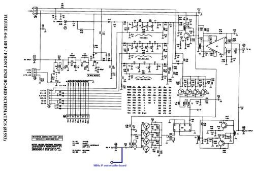 Adding a 9MHz IF output Panadapter to the Ten-Tec Omni VI+