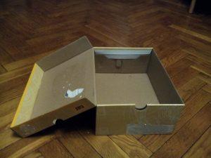 коробка картон ящик