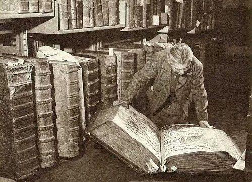 Библиотека Ватикан