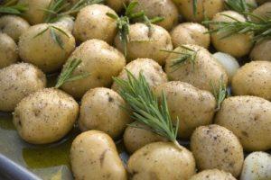 10 продуктов картофель