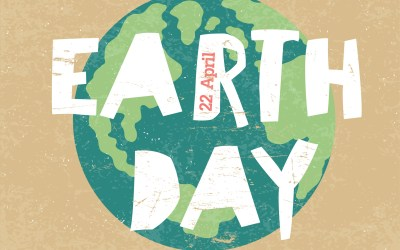 Celebrate EARTH DAY on April 22, 2016