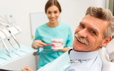 Oral Care Issues for Seniors