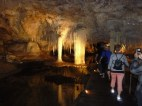 Lake Cave - neat reflections as well!