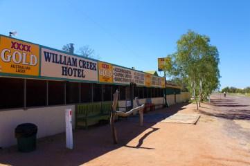 William Creek Hotel 2011