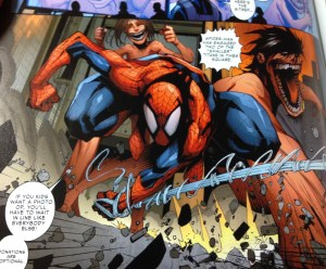 Attack on Spidey!?! Attack on Titan X Marvel