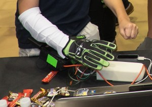 The Hands Omni Glove – The future of virtual touch