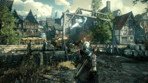 The Witcher 3 – New Gameplay Footage!!!