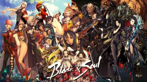 Blade & Soul coming to EU and NA with a BETA in the near future