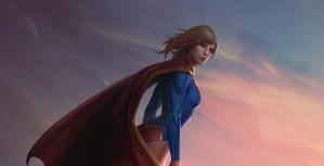 New Supergirl Promo