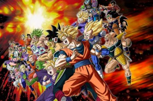 Dragon Ball Z: Extreme Butoden Scan comes with a DEMO for the 3DS