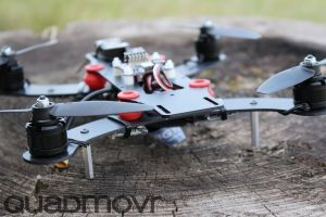 Quadmovr is King of the Drones