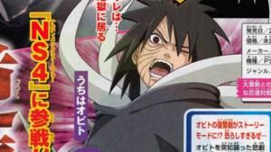 Mokuton Obito Uchiha Confirmed for Naruto Shippuden Ultimate Ninja Storm 4