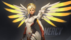 MERCY SHALL GRACE YOU WITH HER PRESENCE ON THE BATTLEFIELD