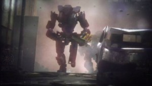 Square Enix Is Working On An Online Mech Shooter For PC Called Figureheads