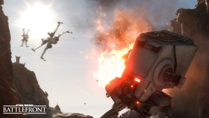 My First 1 Hour Experience With Star Wars Battlefront – This Game Runs Like A Dream