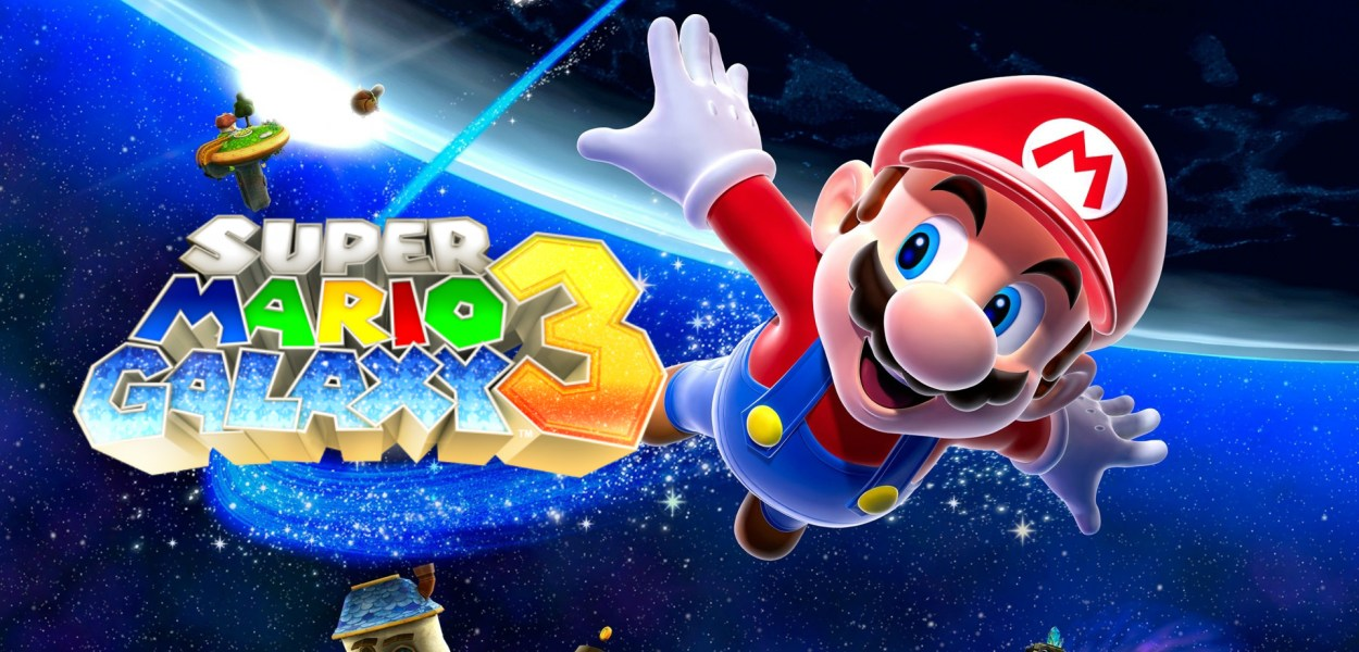 Super Mario Galaxy In 4K – OmniGeekEmpire