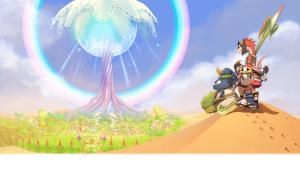 Check Out Ever Oasis – A Brand New IP By Nintendo and Greezo