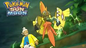New Pokemon Sun & Moon Trailer – Introducing 7 New Pokemon [30/06]