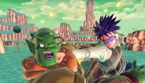 New Gameplay Footage & Trailer Of Dragon Ball Xenoverse 2 [01/07/2016]