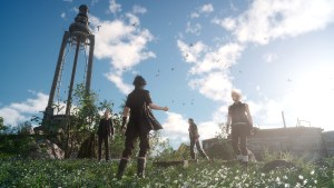 Meet The English Voice Caster For Final Fantasy XV
