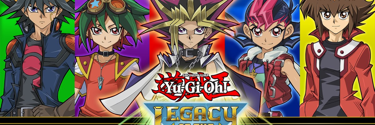 3ab29ebc143b Yu-Gi-Oh! Legacy of the Duelist Confirmed To Be Coming To STEAM This ...