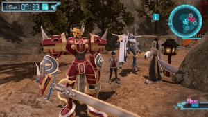 Digimon World: Next Order – EmperorGreymon, MangaGarurumon & More Gameplay Screenshots