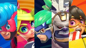 Here's Two New Trailer for ARMS For The Nintendo Switch