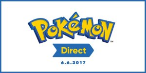 A Pokemon Direct Has Been Announced For Tomorrow, June 6th – 7 A.M. PST.