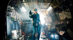 """Steven Spielberg's Science Fiction Action Adventure Film """"Ready Player One"""" Looks Insane"""