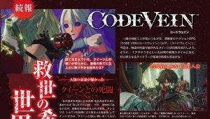 NEW Code Vein Scans Reveals Multiplayer & Introduces QUEEN!