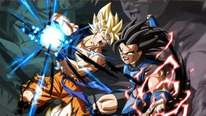 Dragon Ball Legends Tie-In With The Dragon Ball Super 2018 Movie.