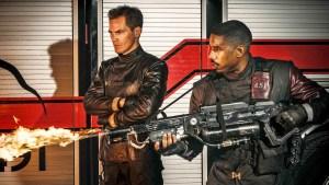 HBO'S Fahrenheit 451 Trailer Looks…Wait For It….Lit!