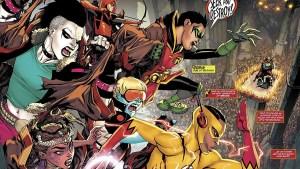 Teen Titans (2016-) #20 – Meet The Newest Teen Titans Review