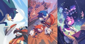IDW's Sonic The Hedgehog 2018 Comic: Issue 1-6 Review – It's A Must Read If You're A Sonic Fan