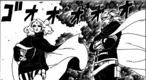 Koshin Koji Might Really Be Jiraiya!!  Boruto: Naruto Next Generations Chapter 28: Flowers – Review