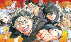 Black Clover Outperforms My Hero Academia In Weekly Jump Shonen ToC 2018!