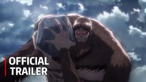 That NEW Attack on Titan Season 3 Part 2 Trailer Gave Me Goosebumps!