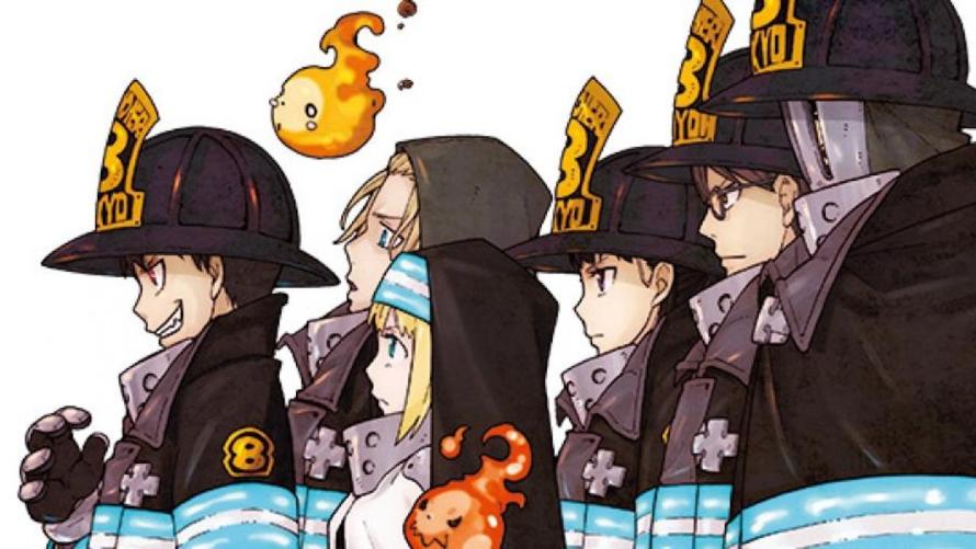 New Pv Trailer For Fire Force Looks Lit Omnigeekempire