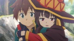 KONOSUBA: Crimson Legend Movie New Trailer Introduces Megumin's HomeTown!